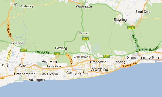 worthing-cleaning-areas-covered